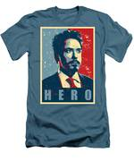 Tony Stark Men's T-Shirt (Athletic Fit)