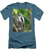 Woodpecker Men's T-Shirt (Athletic Fit)