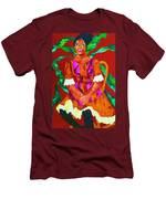 African Princess Men's T-Shirt (Athletic Fit)