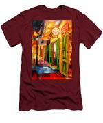 Going Back To New Orleans Men's T-Shirt (Athletic Fit)