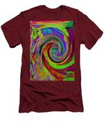 Pscholdelic Surfs Up Men's T-Shirt (Athletic Fit)