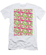 Scroll Men's T-Shirt (Athletic Fit)
