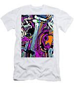 Funky Pop-14 Men's T-Shirt (Athletic Fit)