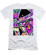 Funky Pop-7 Men's T-Shirt (Athletic Fit)