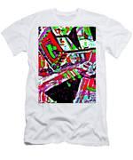 Funky Pop-9 Men's T-Shirt (Athletic Fit)
