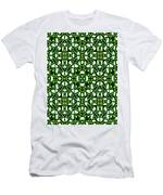 Human Angels Abstract Men's T-Shirt (Athletic Fit)