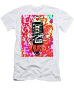Love And Converse Men's T-Shirt (Athletic Fit)