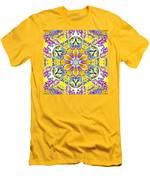 Solar Sunstar Men's T-Shirt (Athletic Fit)