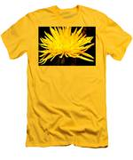 Yellow Flash Men's T-Shirt (Athletic Fit)