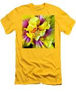 Rise And Shine Hula Girl Men's T-Shirt (Athletic Fit)