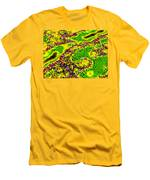 Urban Sprawl Men's T-Shirt (Athletic Fit)
