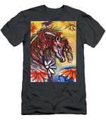 Dream Horse 2 Men's T-Shirt (Athletic Fit)