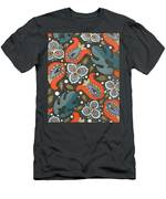 Art Deco Phone Case Men's T-Shirt (Athletic Fit)
