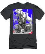 Film Homage Victor Fleming Jean Harlow Bombshell 1933 Saguaro Nat'l Monument Tucson 2008 Men's T-Shirt (Athletic Fit)