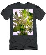 Fresh Herbs Men's T-Shirt (Athletic Fit)
