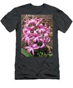 Hyacinth Named Pink Pearl Men's T-Shirt (Athletic Fit)