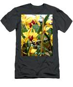 A Cage Of Canary Cymbidiums Men's T-Shirt (Athletic Fit)