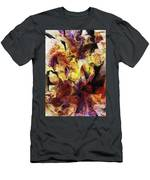 Abstract 082413 Men's T-Shirt (Athletic Fit)
