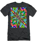 Abstract 158 Men's T-Shirt (Athletic Fit)