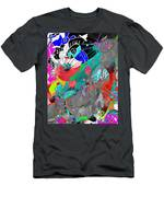 Attributes Of Aggression Three Men's T-Shirt (Athletic Fit)