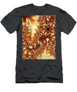 Autumn Breezes Men's T-Shirt (Athletic Fit)