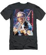 Boyd Tinsley And 2007 Lights Men's T-Shirt (Athletic Fit)