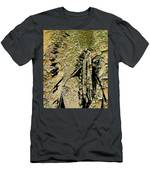 Chief Sitting Bull History Men's T-Shirt (Athletic Fit)