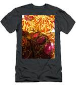 Christmas Blingbling Men's T-Shirt (Athletic Fit)