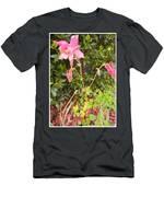 Columbine Beauty Men's T-Shirt (Athletic Fit)