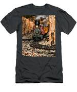 Coming Round The Bend Men's T-Shirt (Athletic Fit)