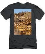Dune Steps 06 Men's T-Shirt (Athletic Fit)