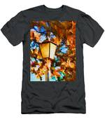 Fall In The Air Men's T-Shirt (Athletic Fit)