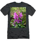 Fireweed In Katmai National Preserve-ak- Men's T-Shirt (Athletic Fit)