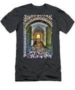 Fort Moultrie Door Men's T-Shirt (Athletic Fit)