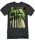 Getting Ready To Bloom Men's T-Shirt (Athletic Fit)