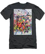 Give  Us A Sign Of The Light Of Your Countenance Upon Us 2 Men's T-Shirt (Athletic Fit)