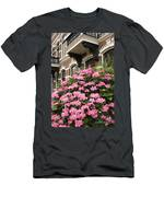 Hydrangeas In Holland Men's T-Shirt (Athletic Fit)