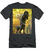 Indian Hunter Men's T-Shirt (Athletic Fit)