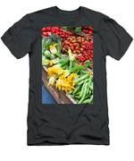 Italian Market Men's T-Shirt (Athletic Fit)