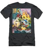 Jazz No. 4 Men's T-Shirt (Athletic Fit)