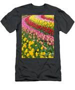 Keukenhof Gardens 74 Men's T-Shirt (Athletic Fit)