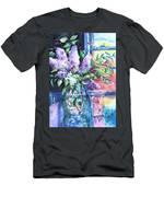 Lilac Light Men's T-Shirt (Athletic Fit)