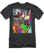 Lucha Toys Men's T-Shirt (Athletic Fit)