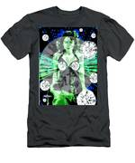 Lucy In The Sky With Diamonds Men's T-Shirt (Athletic Fit)