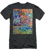 Midnight Call Men's T-Shirt (Athletic Fit)