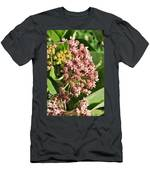Milkweed Flowers In Bud Men's T-Shirt (Athletic Fit)