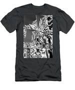 Mosaic Men's T-Shirt (Athletic Fit)