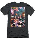 Mysteries Men's T-Shirt (Athletic Fit)