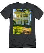 New Orleans Home - Paint Men's T-Shirt (Athletic Fit)