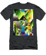 No. 148 Men's T-Shirt (Athletic Fit)
